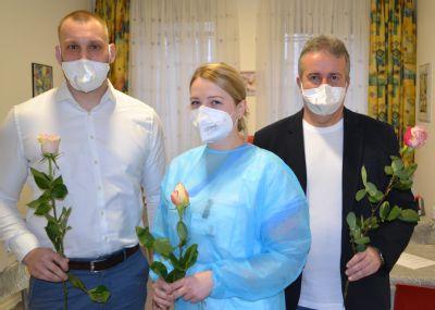 Mezinárodní den žen na AGEL Hornické poliklinice v Ostravě